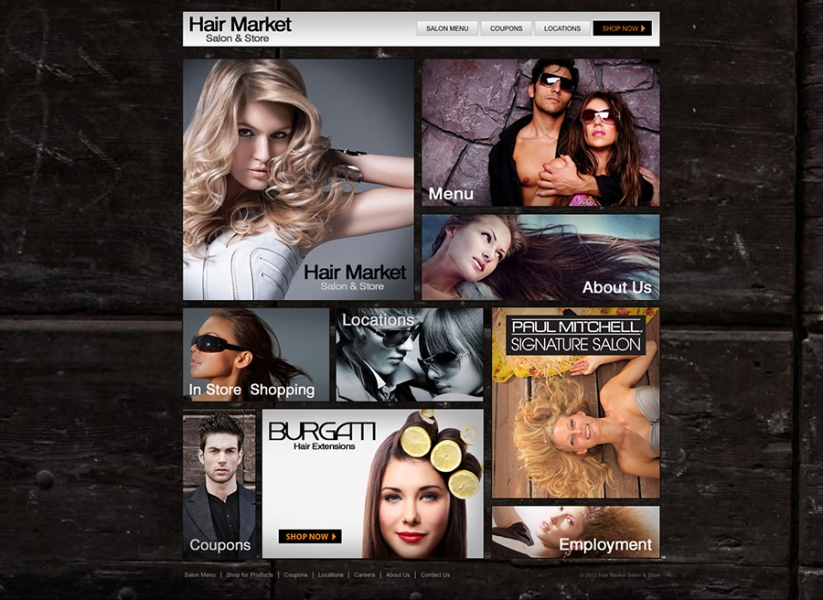 Hair Market and Salon